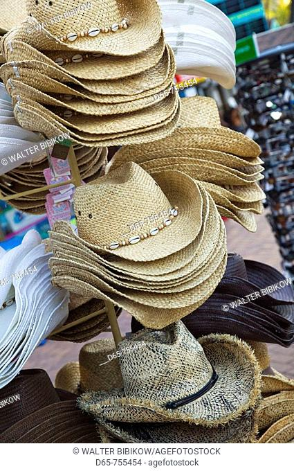 91a65b196c88aa Australia - Queensland - Whitsunday Coast - Airlie Beach: Australian 'Cowboy'  Hats for