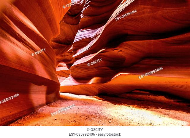 Antelopes Canyon, Arizona