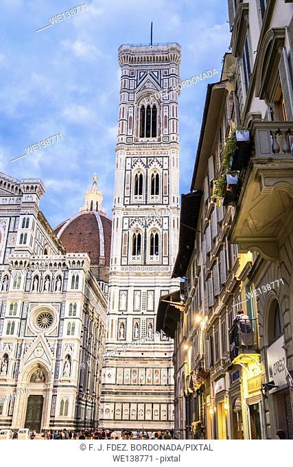 Piazza del Duomo, Firenze, Italy