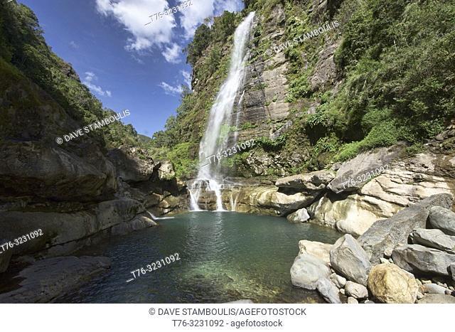 Bomod-Ok waterfall, Sagada, Mountain Province, Philippines