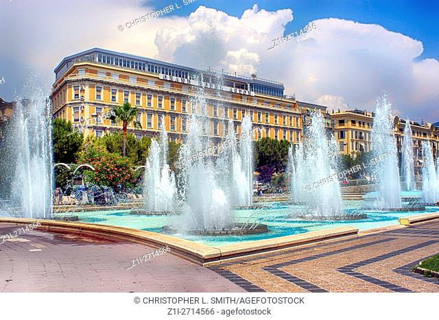 The Grand Hotel Aston, Nice, South of France