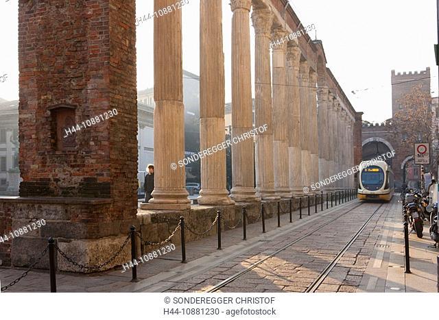 Porta Ticinese in Mailand