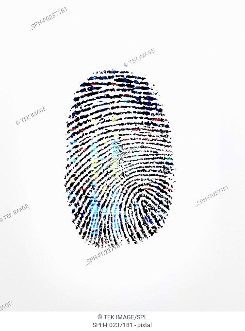 Identity, conceptual image
