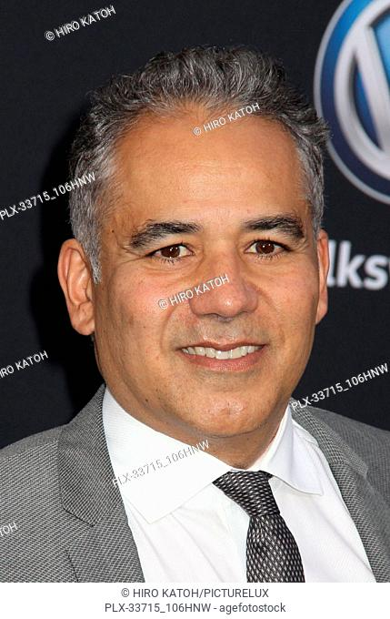 """John Ortiz 12/09/2018 The Global Premiere of """"""""Bumblebee"""""""" held at TCL Chinese Theater in Los Angeles, CA Photo by Hiro Katoh / HNW / PictureLux"""