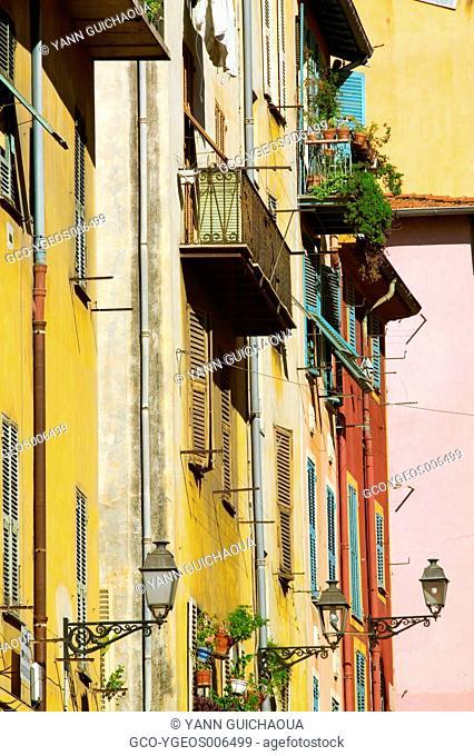 Nice, ,Alpes-Maritimes, Riviera, France