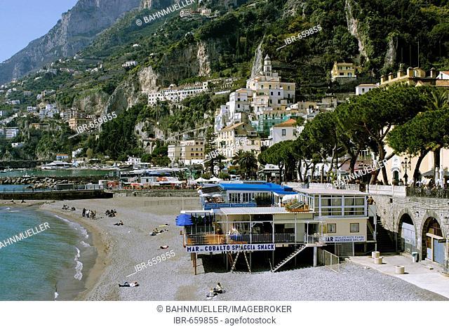 Amalfi Amalfi coast Campania Italy Italia