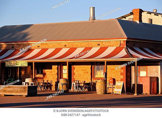 Prairie Hotel and Pub. Parachilna, Flinders Ranges, South Australia