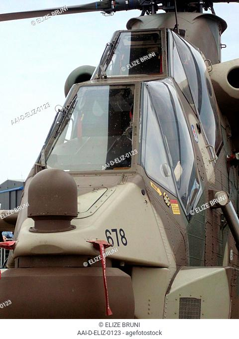 Denel AH-2 Rooivalk at the 2011 Air Force Base Waterkloof Airshow and Lifestyle Expo