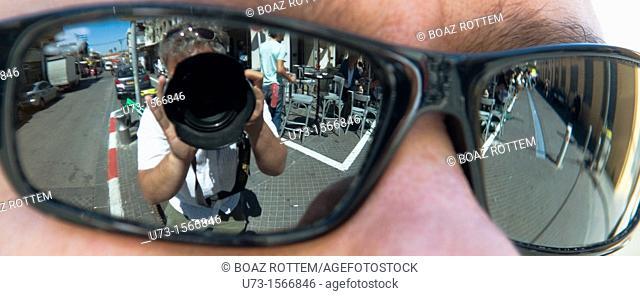 Self reflection- Photographer
