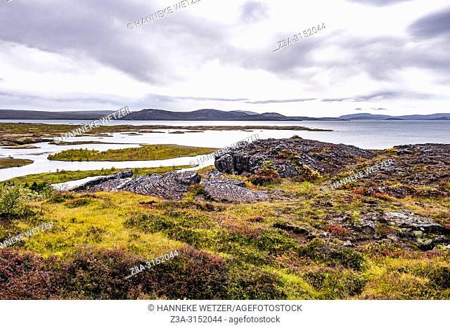 Nature of Southwest Iceland