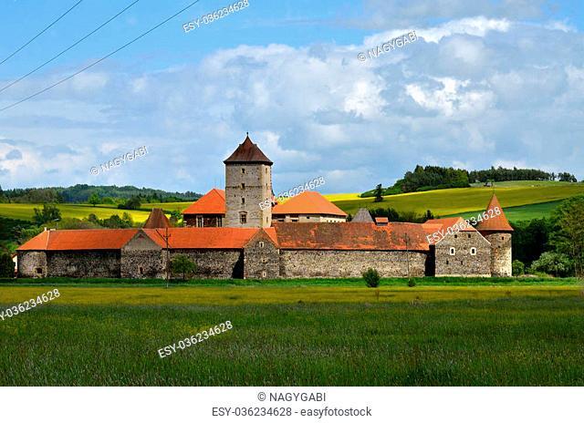"Castle Svihov in Czech republic where was shooted fairy tale """"Cinderella"""""