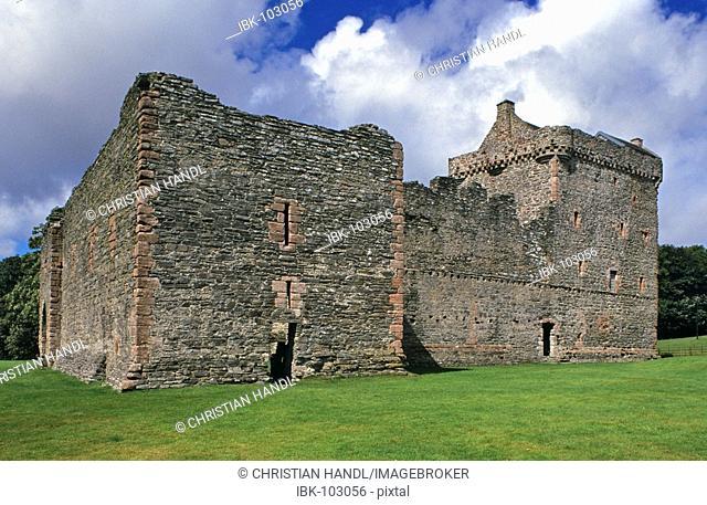 Castle Skipness, Kintyre, Scotland
