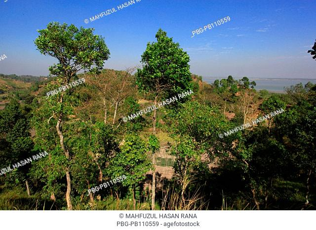 Moheskhali Island An island off the coast of Cox's Bazar, Moheskhali has an area of 268 sq km Through the center of the island and along the eastern coastline...