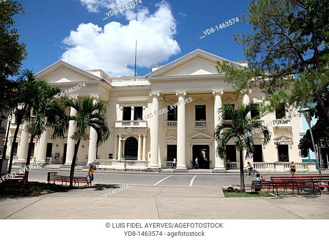 Provincial Palace, Santa Clara, Cuba