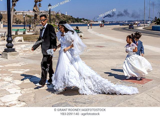 Cuban Wedding, Havana, Cuba