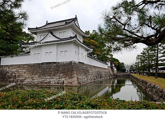 Nijo Castle, Nijojo, Kyoto
