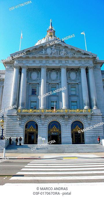 san francisco touristic city california
