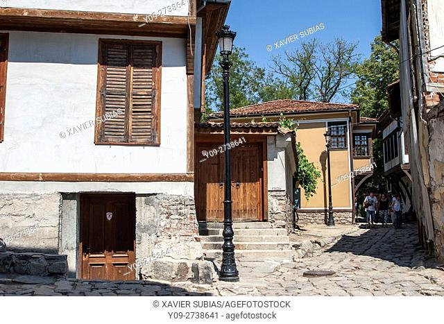 Old Town, Plovdiv, Bulgaria