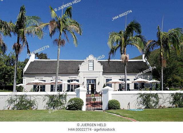 south africa ,Paarl, Grande Roche, wine estate and hotel