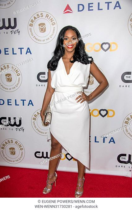 United Friends of the Children Honors The CW and CW Good at the Annual Brass Ring Awards Dinner at the Beverly Hilton Hotel in Beverly Hills, California