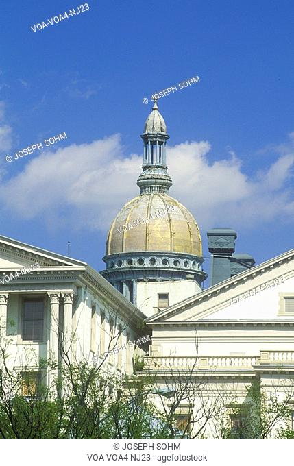 State Capitol of New Jersey, Trenton