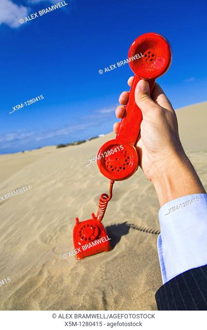 The Red Phone Must Be Answered