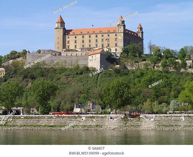Bratislava Castle, Slovakia, Bratislava