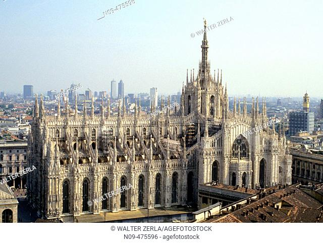 Duomo. Milano. Italy