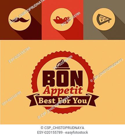bon appetit label