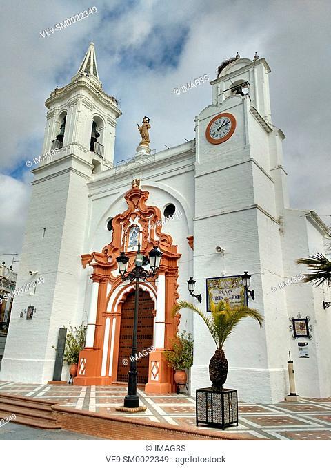 Nuestra Señora de la Asunción church, Almonte, Huelva province, Spain