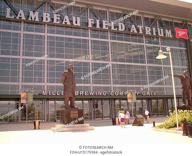 Green Bay, WI, Wisconsin, Lambeau Field, NFL, football, Green Bay Packers