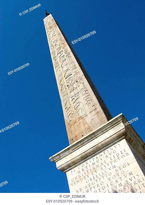 S. Giovanni obelisk