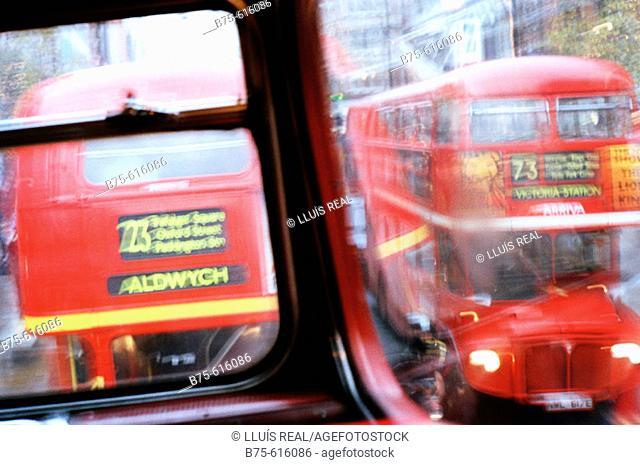 Oxford Street. London. England