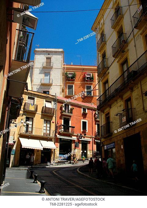 Old Tarragona, Catalonia, Spain