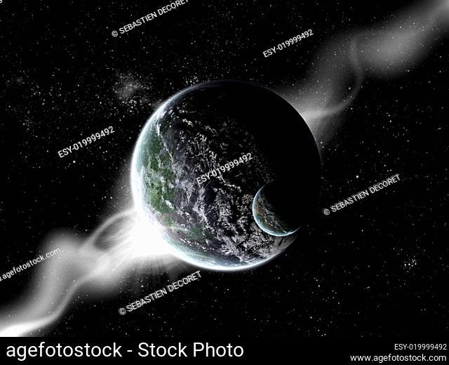 Earth apocalypse armageddon