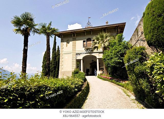 varenna, villa monastero