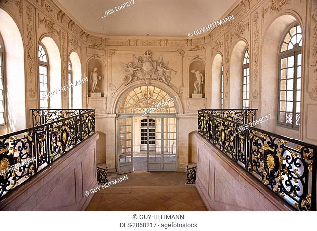 An Entrance To The Palais De Ducs, Dijon Burgandy France