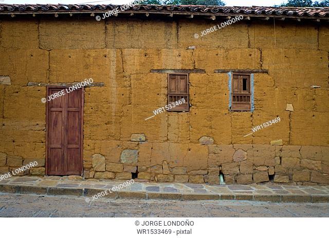 Tapia House, Barichara, Santander, Bucaramanga, Colombia