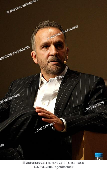 Greek-American writer GEORGE PELECANOS talk with the journalist Marilena Astrapellou about his relationship with Greece and with the America of his books and...