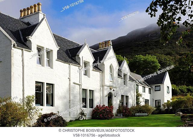 Great Britain, Scotland, Isle of Skye, Kinloch lodge