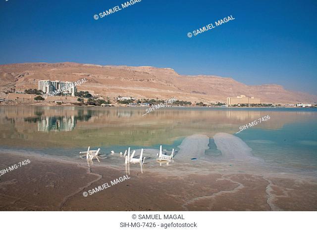 Middle East, Israel, Dead Sea