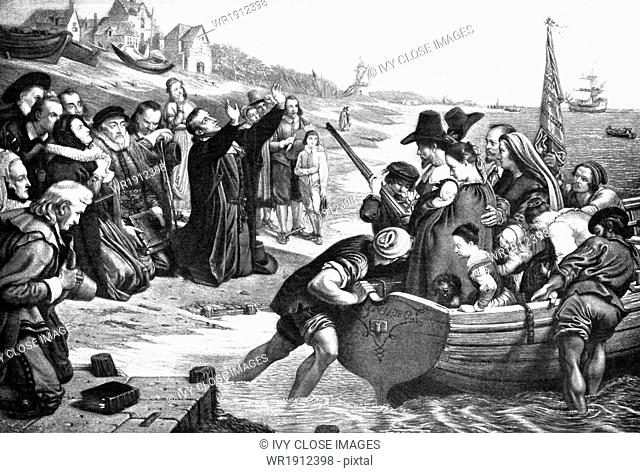 In American history, the Pilgrims were the founders of Plymouth Colony in Massachusetts. The key members of the group were English separatists who had moved to...