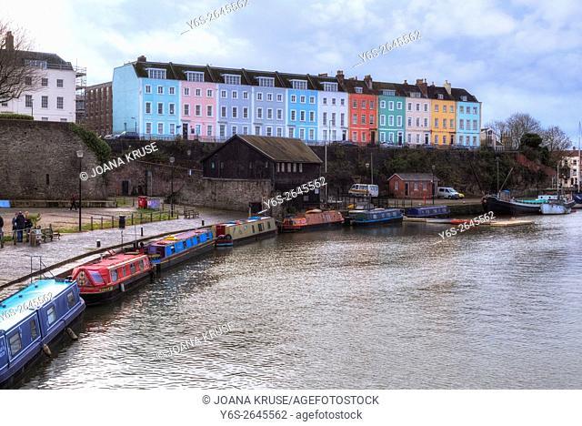 Bristol, River Avon, South West, England, UK