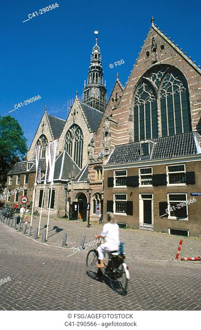 Oude Kerk. Amsterdam. Holland