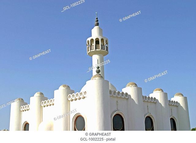 Al Qurum mosque in Muscat, Oman