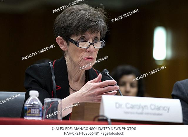 Dr  Carolyn Clancy, Executive in Charge, Veterans Health