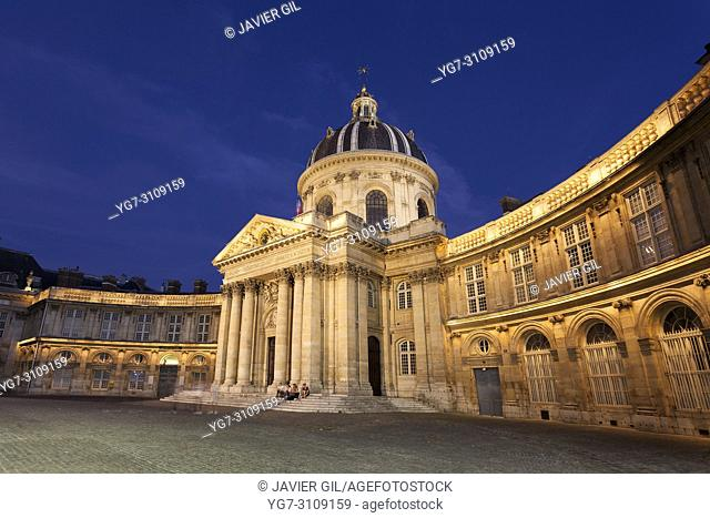 Academie Francaise, Paris, France