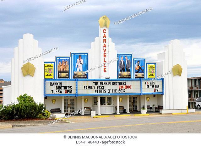 Caravelle Theatre Branson Missouri