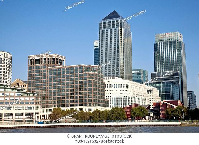 Canary Wharf, London, England