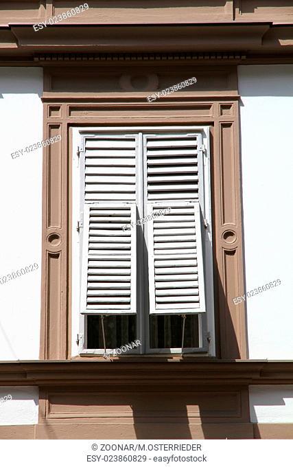 Old Window in Graz